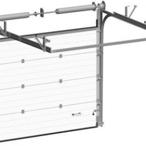 Секционные ворота ALUTECH ProPlus, толщина 45 мм