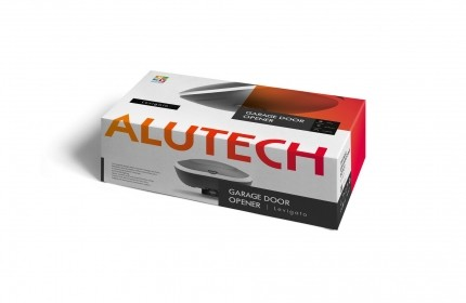 Привод LG-800 для подъёмно-секционных ворот, автоматика ALUTECH