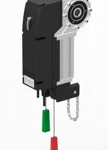 Привод TR-10024-400KIT для подъёмно-секционных ворот, автоматика ALUTECH
