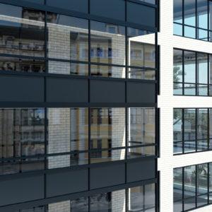 Балконная система DoorHan DH-BS40