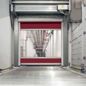 Скоростные ворота HORMANN V 3009 Conveyor, ворота для подъемно-транспортного оборудования