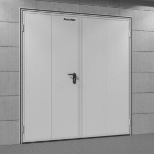 Двери технологические DoorHan двустворчатые