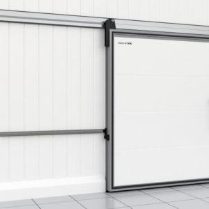Дверь откатная DoorHan IsoDoor IDS1 для охлаждаемых помещений
